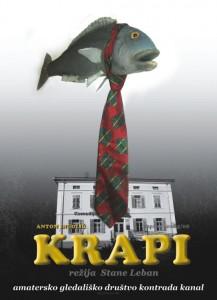 Plakat je oblikoval Branko Drekonja.