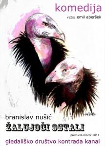 avtor plakata Branko Drekonja